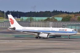 Flying A340さんが、成田国際空港で撮影した中国国際航空 A330-243の航空フォト(飛行機 写真・画像)