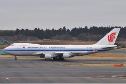 Flying A340さんが、成田国際空港で撮影した中国国際貨運航空 747-412F/SCDの航空フォト(飛行機 写真・画像)
