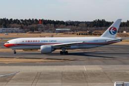 じゃがさんが、成田国際空港で撮影した中国貨運航空 777-F6Nの航空フォト(飛行機 写真・画像)