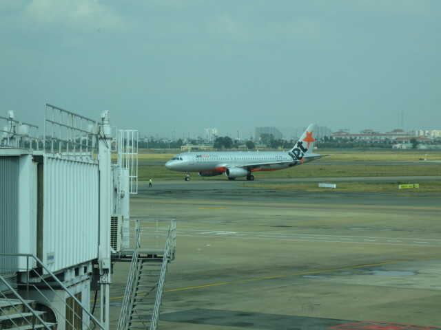 タンソンニャット国際空港 - Tan Son Nhat International Airport [SGN/VVTS]で撮影されたタンソンニャット国際空港 - Tan Son Nhat International Airport [SGN/VVTS]の航空機写真(フォト・画像)