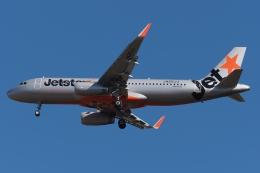 木人さんが、成田国際空港で撮影したジェットスター・ジャパン A320-232の航空フォト(飛行機 写真・画像)
