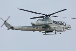 (新)ふぁんとむ改さんが、普天間飛行場で撮影したアメリカ海兵隊 AH-1Z Viperの航空フォト(飛行機 写真・画像)