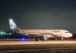 Cygnus00さんが、新千歳空港で撮影したWELLS FARGO TRUST CO NATRUSTEE A320の航空フォト(飛行機 写真・画像)