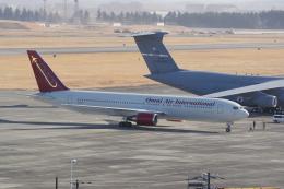 JA8037さんが、横田基地で撮影したオムニエアインターナショナル 767-33A/ERの航空フォト(飛行機 写真・画像)