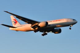 saoya_saodakeさんが、成田国際空港で撮影した中国貨運航空 777-F6Nの航空フォト(飛行機 写真・画像)