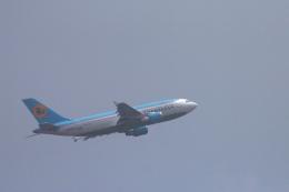 senyoさんが、成田国際空港で撮影したウズベキスタン航空 A310-324の航空フォト(飛行機 写真・画像)