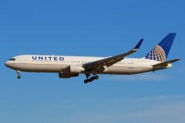 みるぽんたさんが、成田国際空港で撮影したユナイテッド航空 767-322/ERの航空フォト(飛行機 写真・画像)