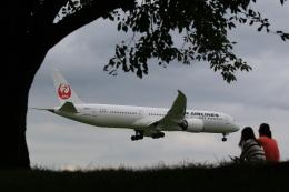 flyskyさんが、成田国際空港で撮影した日本航空 787-9の航空フォト(飛行機 写真・画像)
