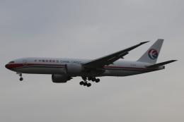 Sharp Fukudaさんが、成田国際空港で撮影した中国貨運航空 777-F6Nの航空フォト(飛行機 写真・画像)