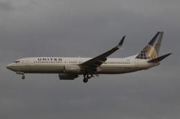 Sharp Fukudaさんが、成田国際空港で撮影したユナイテッド航空 737-824の航空フォト(飛行機 写真・画像)