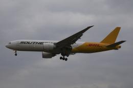 Sharp Fukudaさんが、成田国際空港で撮影したサザン・エア 777-FZBの航空フォト(飛行機 写真・画像)
