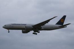 Sharp Fukudaさんが、成田国際空港で撮影したルフトハンザ・カーゴ 777-FBTの航空フォト(飛行機 写真・画像)