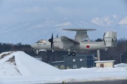 航空フォト:01-3473 航空自衛隊 E-2 Hawkeye