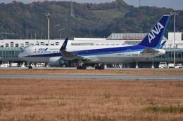 いんちょーさんが、松山空港で撮影した全日空 767-381/ERの航空フォト(飛行機 写真・画像)