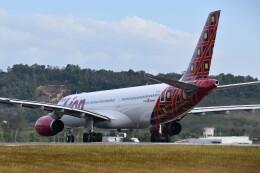 こじゆきさんが、プーケット国際空港で撮影したタイ・ライオン・エア A330-343Xの航空フォト(飛行機 写真・画像)