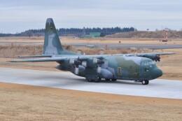 デルタおA330さんが、入間飛行場で撮影した航空自衛隊 C-130H Herculesの航空フォト(飛行機 写真・画像)