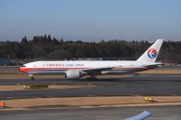 あおいそらさんが、成田国際空港で撮影した中国貨運航空 777-F6Nの航空フォト(飛行機 写真・画像)