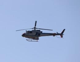 flyflygoさんが、高知空港で撮影した中日本航空 AS350B Ecureuilの航空フォト(飛行機 写真・画像)