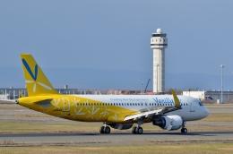 航空フォト:JA05VA バニラエア A320