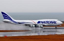 中部国際空港 - Chubu Centrair International Airport [NGO/RJGG]で撮影されたナショナル・エアラインズ - National Airlines [N8/NCR]の航空機写真
