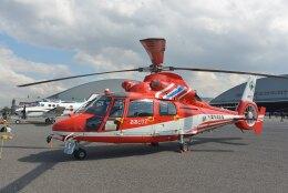 kotaちゃんさんが、木更津飛行場で撮影した千葉市消防航空隊 AS365N3 Dauphin 2の航空フォト(飛行機 写真・画像)