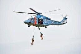 kotaちゃんさんが、立川飛行場で撮影した警視庁 AW139の航空フォト(飛行機 写真・画像)