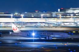 SGR RT 改さんが、羽田空港で撮影した日本航空 777-246の航空フォト(飛行機 写真・画像)