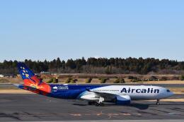 hachiさんが、成田国際空港で撮影したエアカラン A330-941の航空フォト(飛行機 写真・画像)
