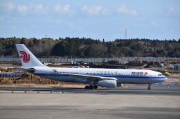 hachiさんが、成田国際空港で撮影した中国国際航空 A330-243の航空フォト(飛行機 写真・画像)