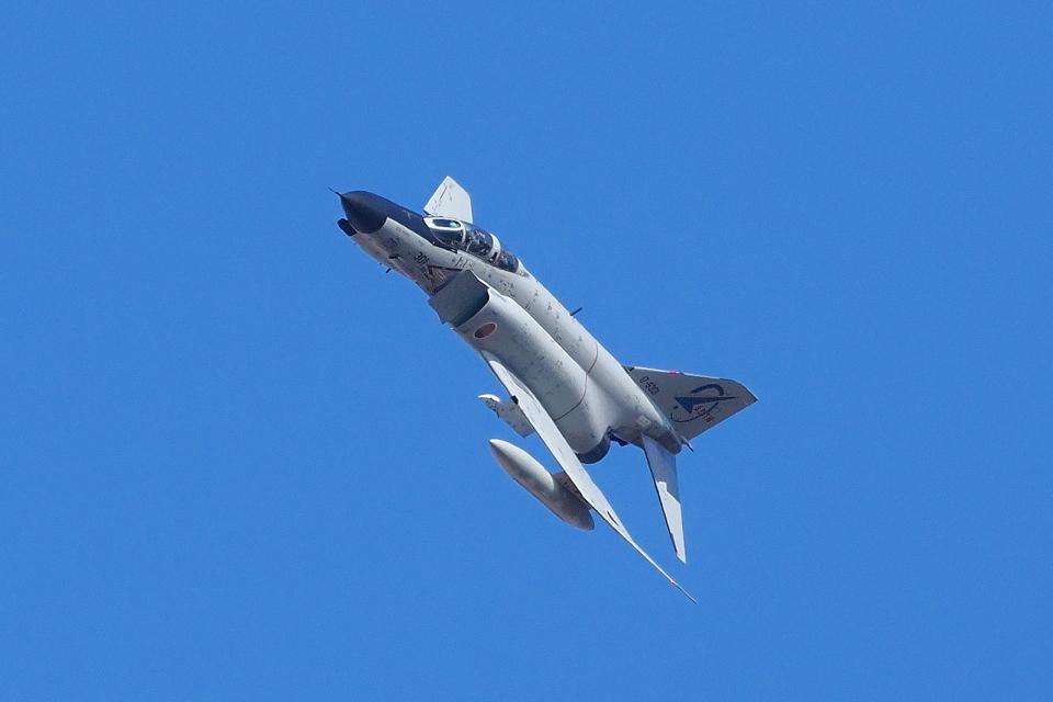 あずち88さんの航空自衛隊 Mitsubishi F-4 (mitsubishi F-4) 航空フォト