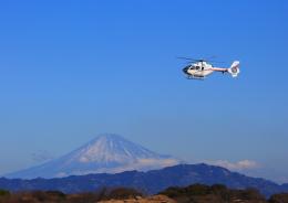 タミーさんが、静岡空港で撮影した静岡エアコミュータ EC135T2の航空フォト(飛行機 写真・画像)