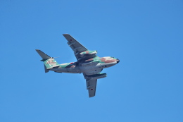 サイパンだ!さんが、習志野演習場で撮影した航空自衛隊 C-1の航空フォト(飛行機 写真・画像)
