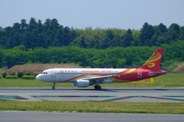そば小猿さんが、成田国際空港で撮影した香港航空 A320-214の航空フォト(飛行機 写真・画像)