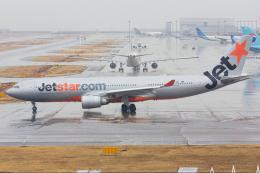 (新)ふぁんとむ改さんが、関西国際空港で撮影したジェットスター A330-202の航空フォト(飛行機 写真・画像)