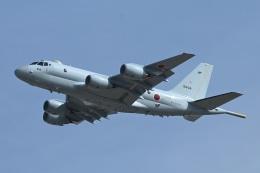 masahiさんが、厚木飛行場で撮影した海上自衛隊 P-1の航空フォト(飛行機 写真・画像)