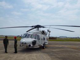 masahiさんが、静浜飛行場で撮影した海上自衛隊 SH-60Jの航空フォト(飛行機 写真・画像)