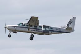 meskinさんが、仙台空港で撮影した日本法人所有 208B Caravan Iの航空フォト(飛行機 写真・画像)