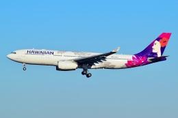 Vrijstaatさんが、成田国際空港で撮影したハワイアン航空 A330-243の航空フォト(飛行機 写真・画像)
