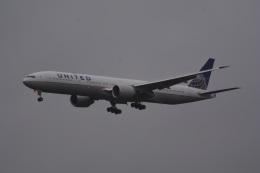 LEGACY-747さんが、成田国際空港で撮影したユナイテッド航空 777-322/ERの航空フォト(飛行機 写真・画像)