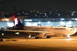 M.Tさんが、関西国際空港で撮影したハワイアン航空 A330-243の航空フォト(飛行機 写真・画像)