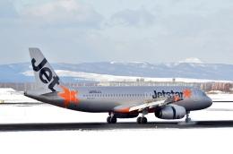 h_wajyaさんが、新千歳空港で撮影したジェットスター・ジャパン A320-232の航空フォト(飛行機 写真・画像)