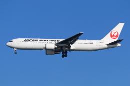 やつはしさんが、羽田空港で撮影した日本航空 767-346/ERの航空フォト(飛行機 写真・画像)