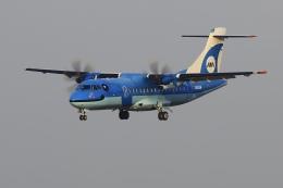 aki241012さんが、福岡空港で撮影した天草エアライン ATR-42-600の航空フォト(飛行機 写真・画像)