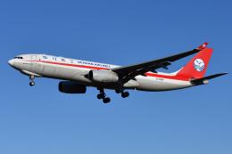 saoya_saodakeさんが、成田国際空港で撮影した四川航空 A330-243Fの航空フォト(飛行機 写真・画像)