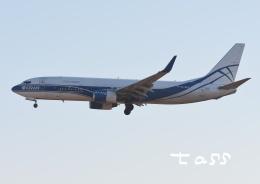 tassさんが、成田国際空港で撮影したアトラン・アヴィアトランス・カーゴ・エアラインズ 737-83N(BCF)の航空フォト(飛行機 写真・画像)