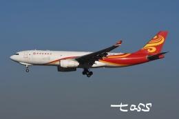 tassさんが、成田国際空港で撮影した香港航空 A330-243Fの航空フォト(飛行機 写真・画像)