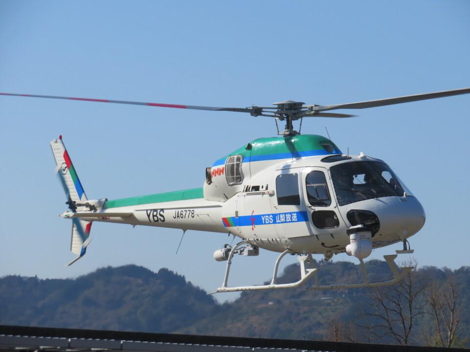 ランチパッドさんの中日本航空 Aerospatiale AS355 Ecureuil 2/TwinStar (JA6778) 航空フォト