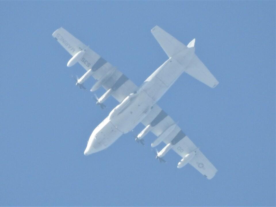 いねねさんのアメリカ海兵隊 Lockheed Martin C-130 Hercules (169535) 航空フォト