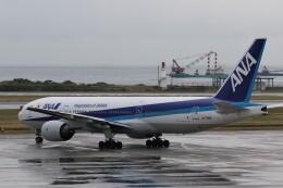もぐ3さんが、那覇空港で撮影した全日空 777-281の航空フォト(飛行機 写真・画像)