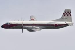 しまb747さんが、入間飛行場で撮影した航空自衛隊 YS-11-103FCの航空フォト(飛行機 写真・画像)